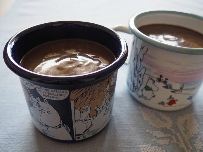 kakaowy koktajl mocy - wegańskie śniadania
